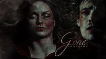 ❖ Barry and Kara Gone.