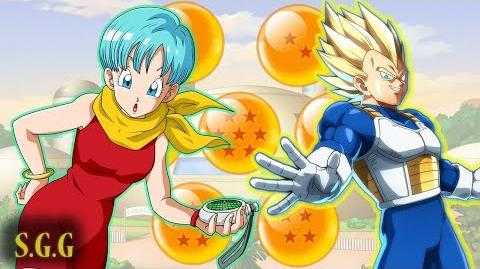 Dragon Ball Z's Power Couple! Vegeta x Bulma - Vegebul