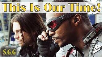 The Rise Of Falcon & The Winter Soldier - WinterFalcon
