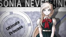 Danganronpa 2- Goodbye Despair - Sonia Nevermind Free Time Events