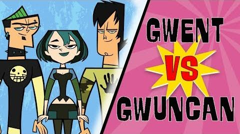 TOTAL DRAMA Gwent vs Gwuncan Who was best?