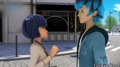 Luka Protect Kagami (Miracle Queen Alternate AU) FANMADE SCENE