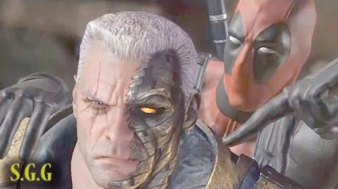 Why Are Deadpool & Cable Divorced? - Cablepool