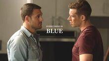 Buck & eddie - everything is blue