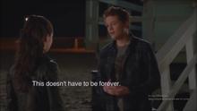 Emmett breaks with Bay