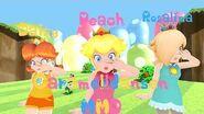 🌸 MMD Mario Princesses - Caramelldansen🌸