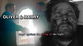 """Oliver & Barry """"Rage against the dying of the light"""