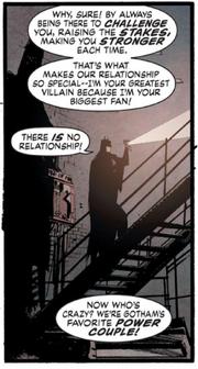 Batman White Knight - Power Couple