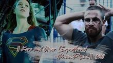 Kara and Oliver- Prison Rescue (AU)