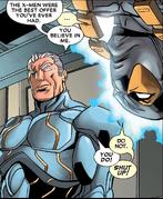 Cable & Deadpool 9 Belief