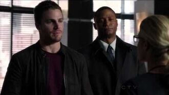 Oliver and Felicity 1x12 .I said not noticed, right?""