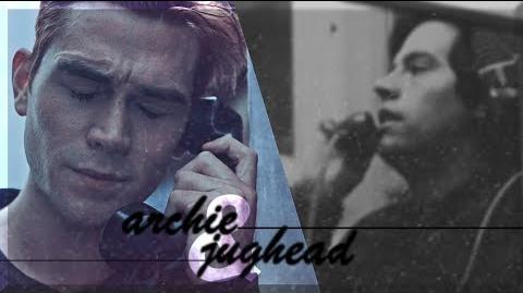 Archie & Jughead lovely au