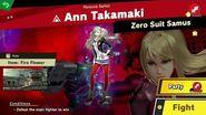 1311. Ann Takamaki - Fair Spirit Battles - Super Smash Bros