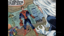 Spider-Man reveals his identity to the Black Cat