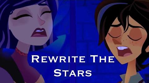 Tangled The Series Cassandra & Varian - Rewrite The Stars