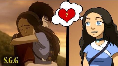 Zutara - Avatar The Last Airbender's Almost Couple