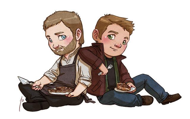 File:Supernatural - Denny Pecan Pie (JoannaJohnen).jpg