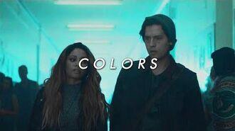 Toni & Jughead Colors
