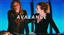 Ava x Sara Wild Heart