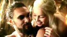 Dany and Drogo (We Found Love)