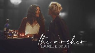 Laurel & dinah the archer +8x10