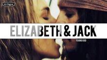 ► Elizabeth & Jack Sparrabeth Young God