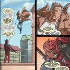 Cable & Deadpool -2 Ryan Reynolds