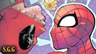 Spider-Man & Deadpool More Than Friends? Spideypool
