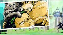 Boy Like You Zoro and Sanji