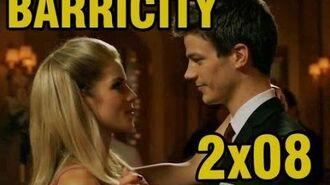 Felicity + Barry S02e08 BARRICITY