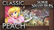 Super Smash Bros. Ultimate Classic Mode - PEACH - 9