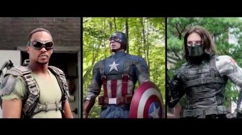 Steve, Bucky & Sam - I'm Gonna Do My Thing