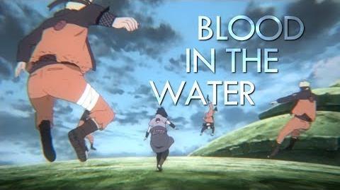 Naruto vs sasuke × blood in the water -amv-