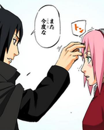 Sasuke i Sakura dating fanfic