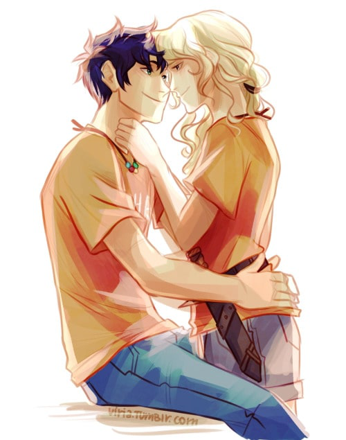Percy Jackson And Annabeth Fanfiction Make Love | Sante Blog