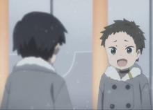 Hiro and Mitsuru's Promise