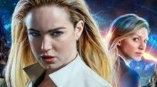 Legends of Tomorrow ☆ Sara In Love With Ava ☆ Hellogoodbye - Here (In Your Arms)