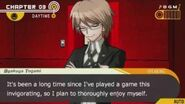 Dangan Ronpa Togami's Free-Time Events
