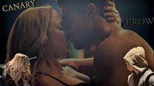 (Arrow) Oliver & Sara I've missed you