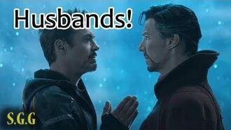 Iron Man And Doctor Strange After Endgame? - IronStrange