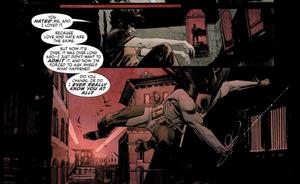 Batman- White Knight Hate and Love