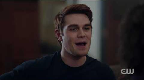 "RIVERDALE Video Archie and Valerie collaborate on an original song, ""I Got You"""