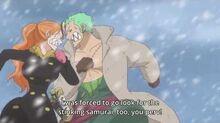 Body Swap Part 2! One Piece 591