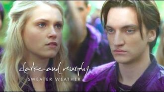Clarke and murphy sweater weather