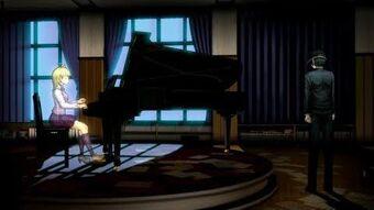 Danganronpa V3 Killing Harmony Kaede´s Piano Scene