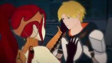 "Pyrrha Nikos, I Am Lost Without You ""Arkos"" - RWBY AMV"