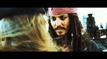 """""""He fell in love"""" - Jack & Elizabeth"""