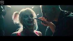 Roman Sionis interrogates Harley Quinn Birds of Prey 2020
