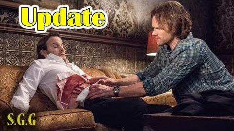 Supernatural Sabriel Returns!