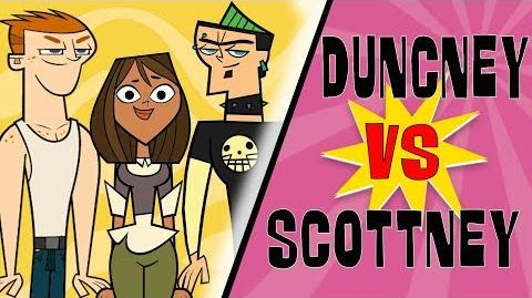 TOTAL DRAMA Duncney vs Scottney What's best?